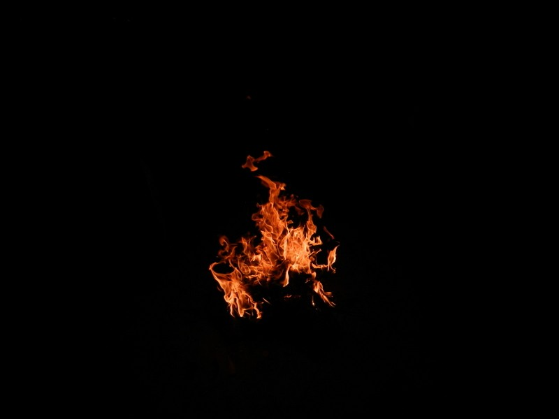 Samhain a démon hněv