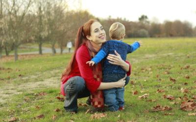 Recept, jak si více užívat mateřství. Aneb kdy vás deník vděčnosti nespasí.