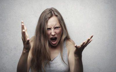 Když se mámy vztekají…